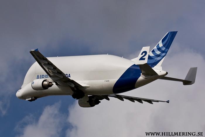 Airbus A300-600ST, F-GSTB