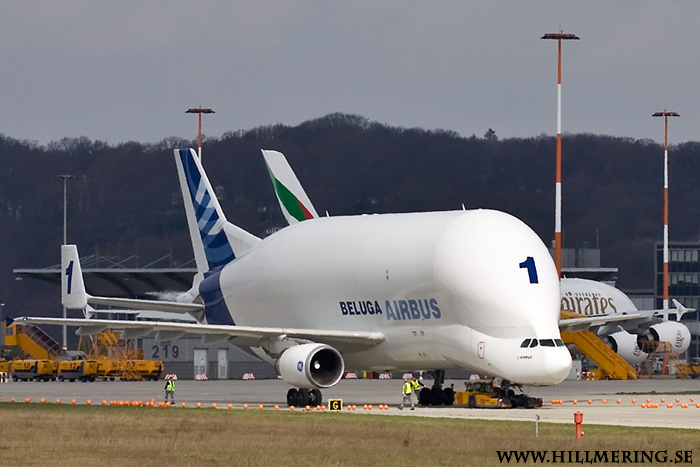 Airbus A300-600ST, F-GSTA