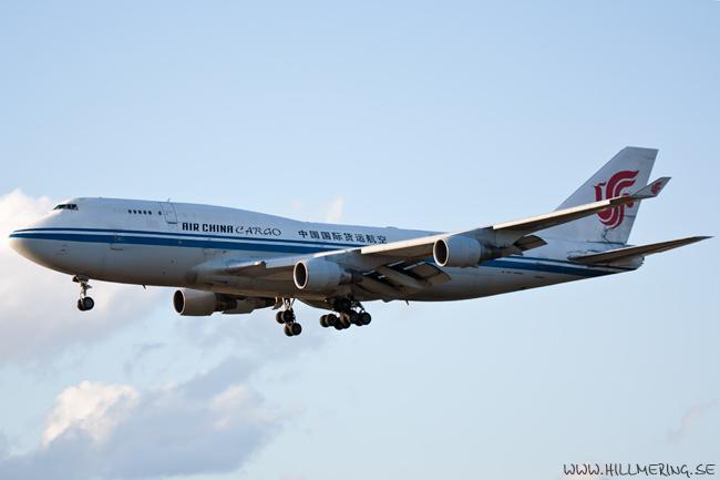 Air China Cargo, Boeing 747-400M, B-2477