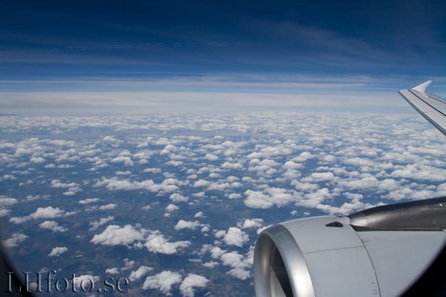 Ombord på Lufthansa, Airbus A320-200, D-AIZF