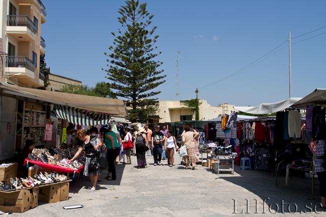Marknad i Mosta