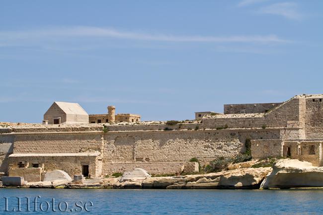 Fort Ricasoli, Rinella. Harbour Cruise, Malta