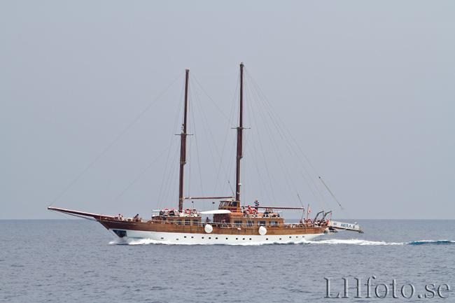 Båtresa från Sliema till Gozo