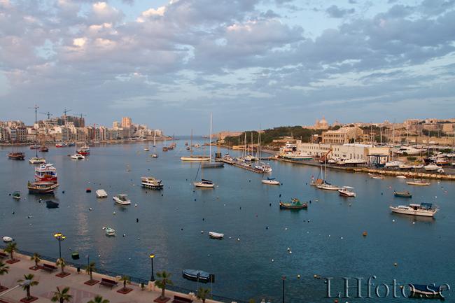 Sliema & Valletta, Malta